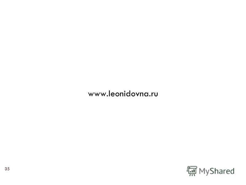 35 www.leonidovna.ru