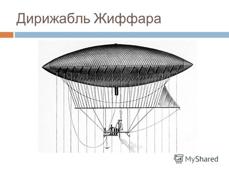 Дирижабль Жиффара