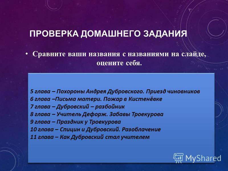 Владимир дубровский доблестный гвардейский офицер разработка урока