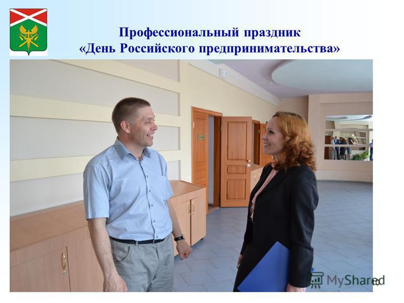 10 Профессиональный праздник «День Российского предпринимательства»