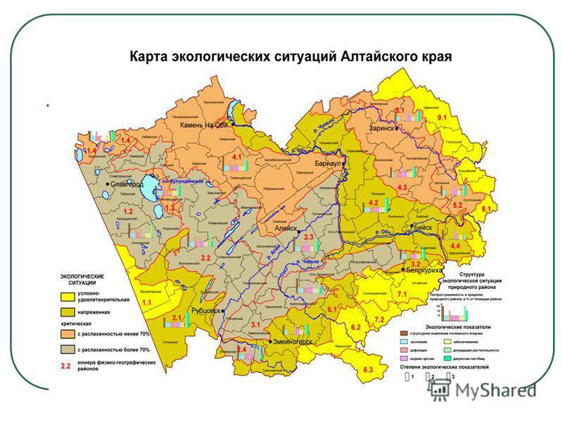 Оценка экологического риска