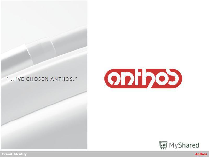 AnthosBrand Identity