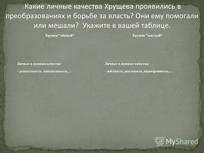 Хрущев
