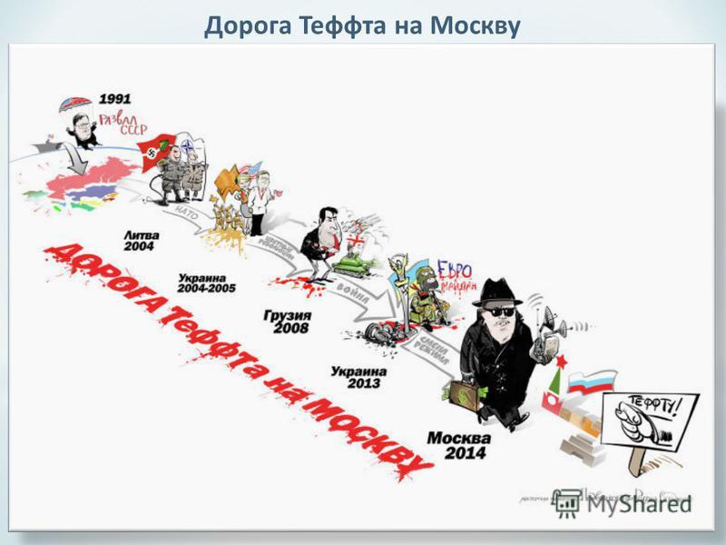 Дорога Теффта на Москву