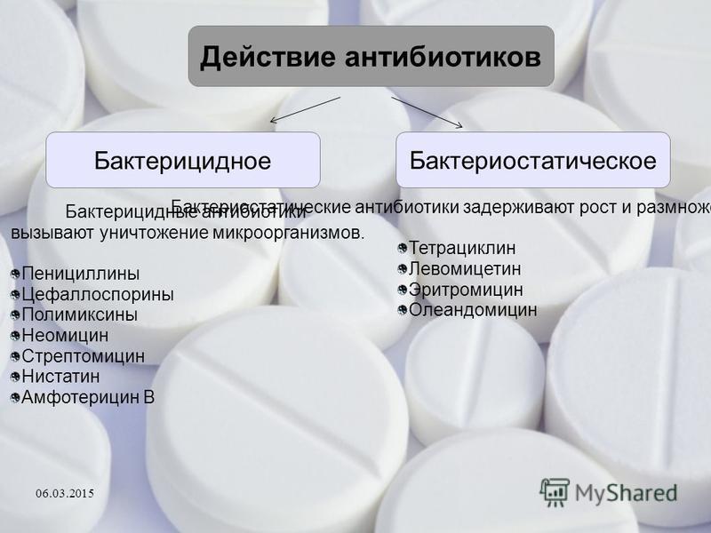 влияние антибиотиков на сперму эритромицин-ьс1