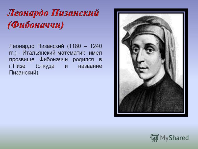 Математики Средних веков и Нового времени