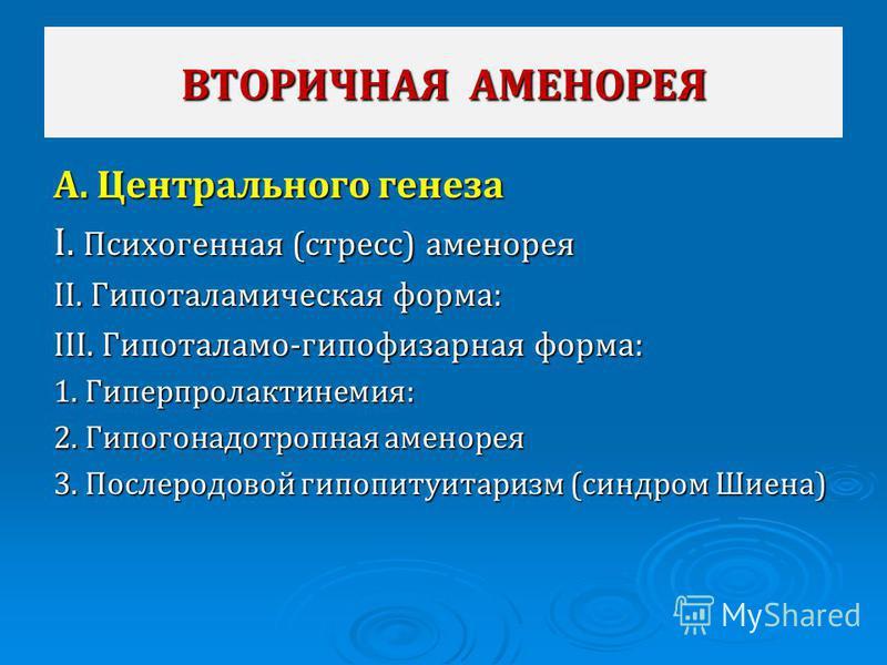 Криптоменорея фото