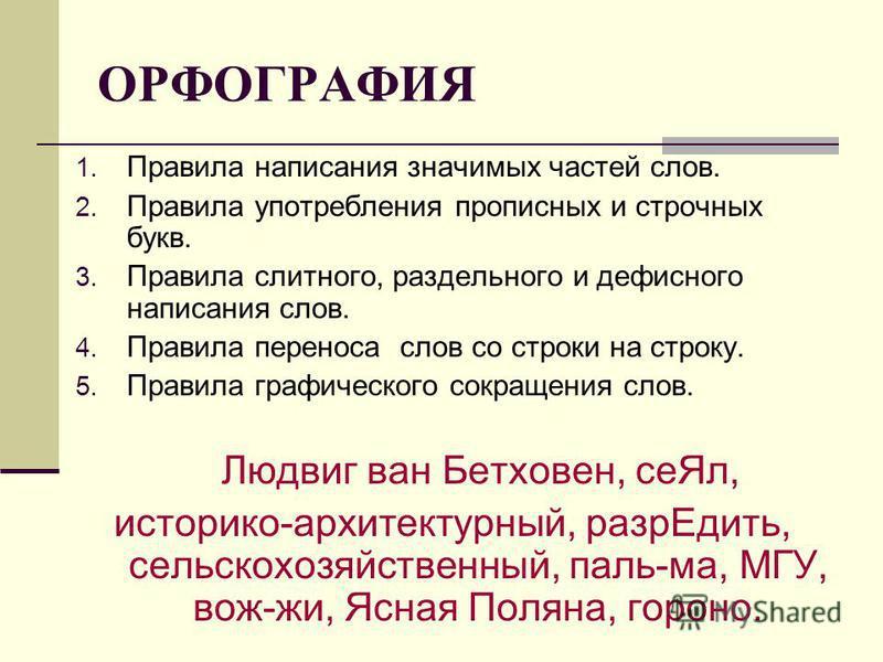 Лев Щерба: …безграмотное писание читать трудно, точно едешь на таратайке по мёрзлой дороге. …совершенно ясно, что если все будут писать по-разному, то мы перестанем понимать друг друга. Писать безграмотно – это посягать на время людей, к которым мы а