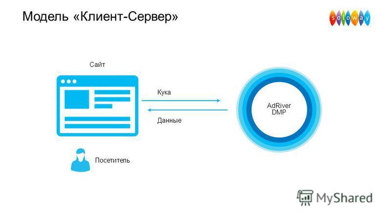 Посетитель Сайт Данные Кука AdRiver DMP
