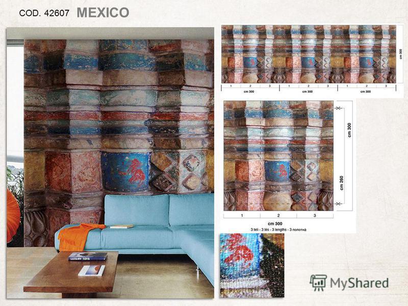 COD. 42607 MEXICO