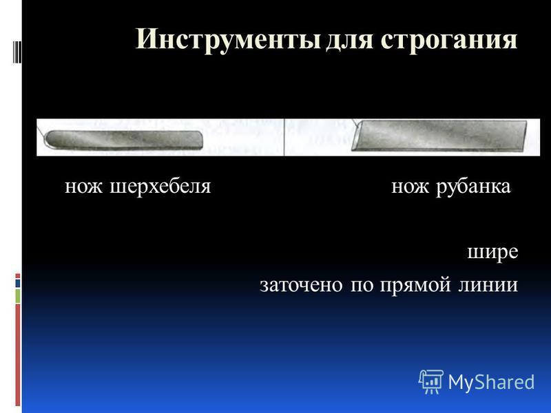 нож шерхебелянож рубанка шире заточено по прямой линии Инструменты для строгания