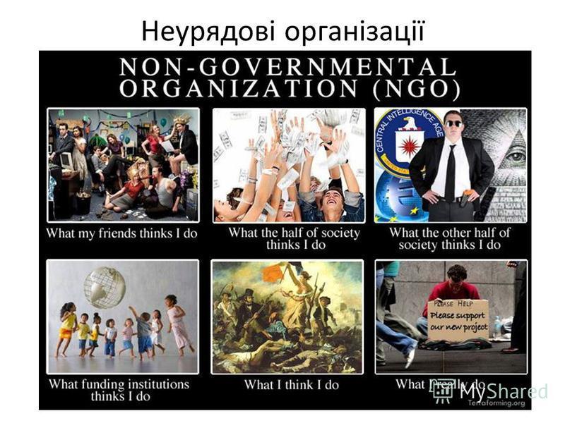 Неурядові організації