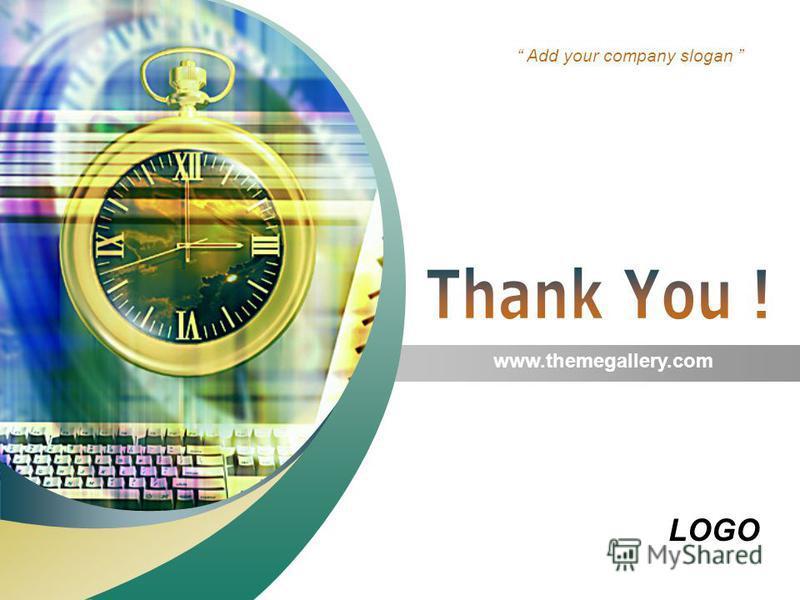 LOGO Add your company slogan www.themegallery.com