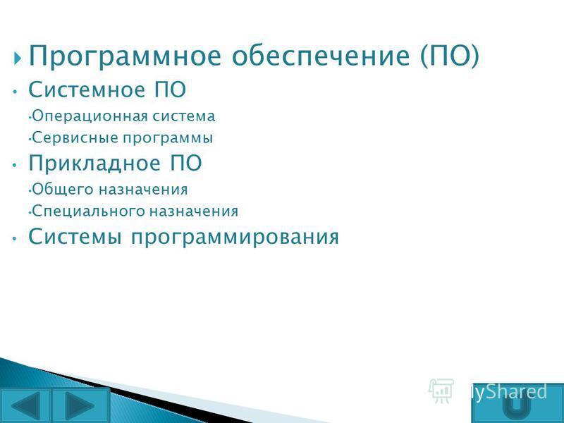 Устройства ПК Устройства ПК Системный блок Внешние устройства