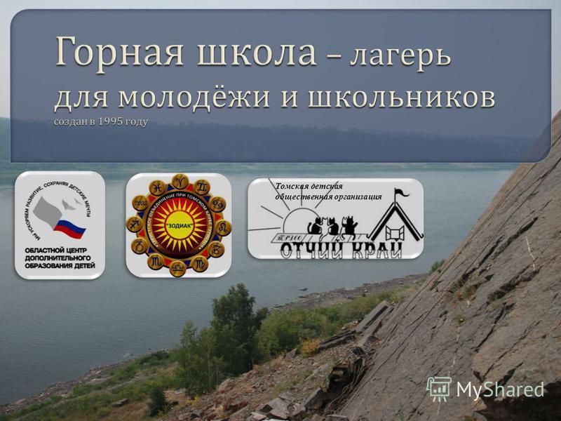 Томская детская общественная организация