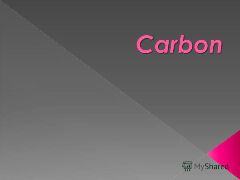 carbon from latin carbo coal is a 2 carbon from latin carbo coal is a chemical element with symbol c and atomic number 6 as a member of group 14 on the periodic table it isnonmetallic urtaz Gallery