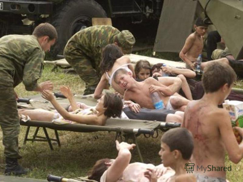 Были ранены 728 заложников и горожан,