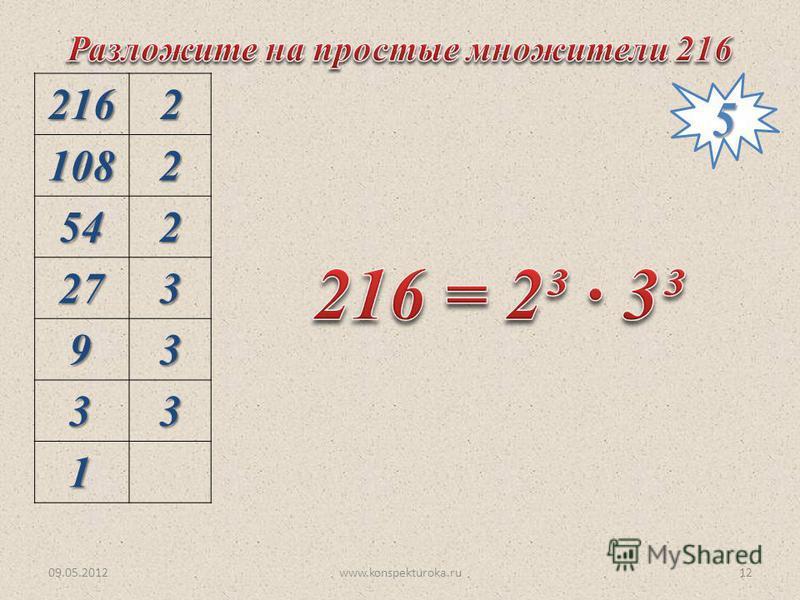 09.05.2012www.konspekturoka.ru1221621082 542 273 93 33 1 5