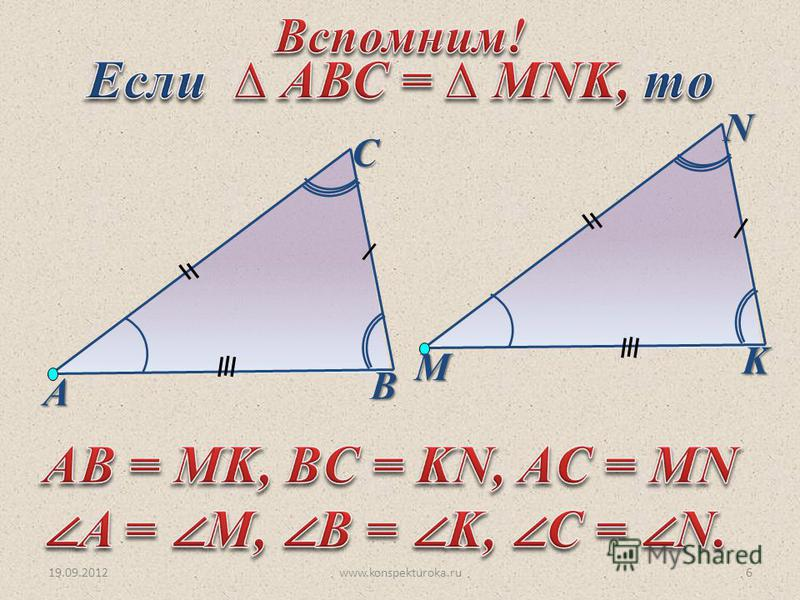 19.09.2012www.konspekturoka.ru6NK M СВ А