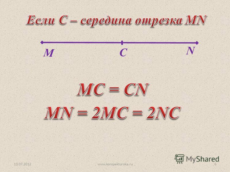 13.07.20126 M N C www.konspekturoka.ru