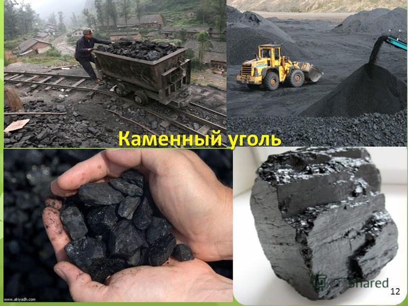 Каменный уголь 12