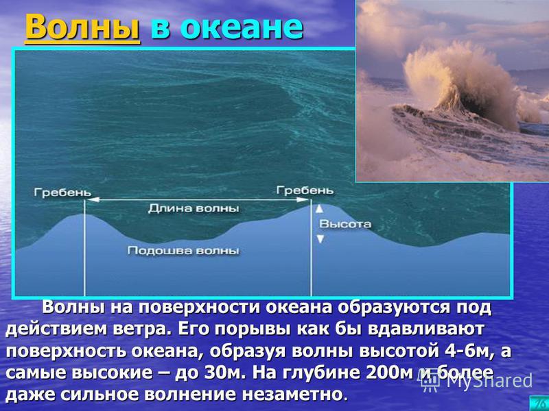 Движение воды в океане Причины: Причины: ветер; ветер; тектонические движения; тектонические движения; притяжение Луны; притяжение Луны; ВВВВ ОООО ЛЛЛЛ НННН ЫЫЫЫ ТТТТ ЕЕЕЕ ЧЧЧЧ ЕЕЕЕ НННН ИИИИ ЯЯЯЯ ПППП РРРР ИИИИ ЛЛЛЛ ИИИИ ВВВВ ЫЫЫЫ ОООО ТТТТ ЛЛЛЛ ИИИ
