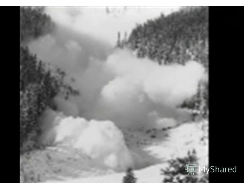 Наиболее лавиноопасные районы России - Кавказ и Хибины.