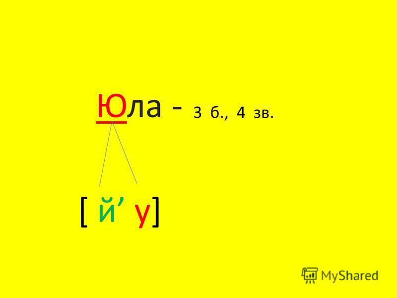 Могут давать 2 звука: Я [й а] - в начале слова Е [й э] - после гласного Ё [й о] - после ъ или ь Ю [й у]