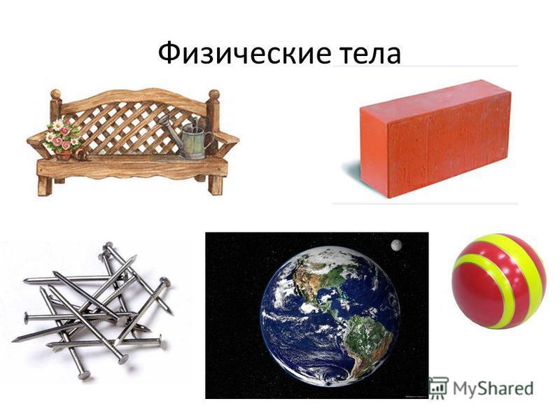 Физические тела