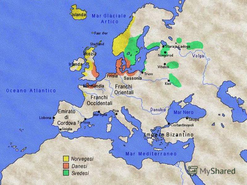 Завоевания норманнов