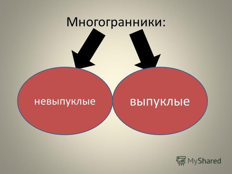 Вершина многоугольника- конец ребер. Диагональ многогранника- отрезок, соединяющий две вершины, не принадлежащие одной грани.