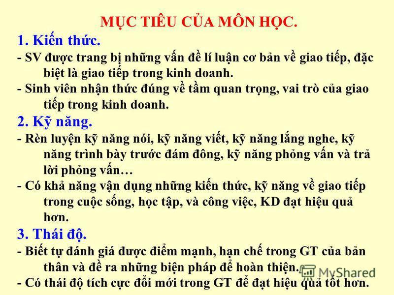 1 Th. s Nguyn Th Thu Hin TRƯNG ĐI HC MARKETING TP. HCM