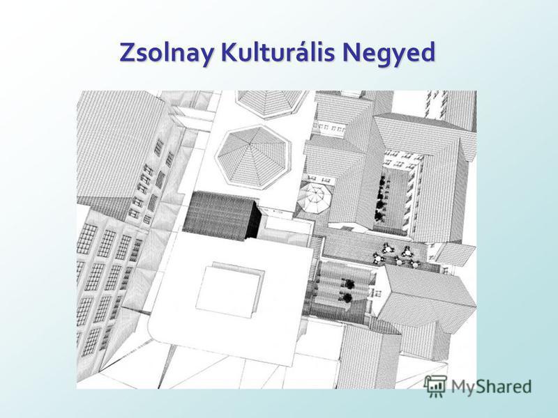 Zsolnay Kulturális Negyed Zsolnay Kulturális Negyed