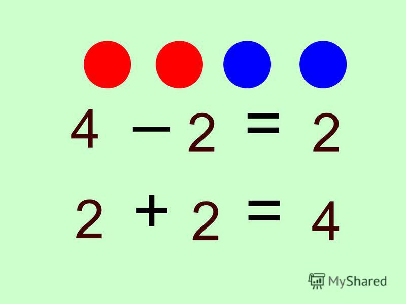 – = + = 2 4 4 2 2 2