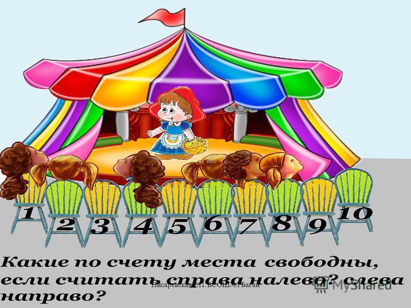 Писаревская Т.П. БСОШ1 Баган Сравни отрезки