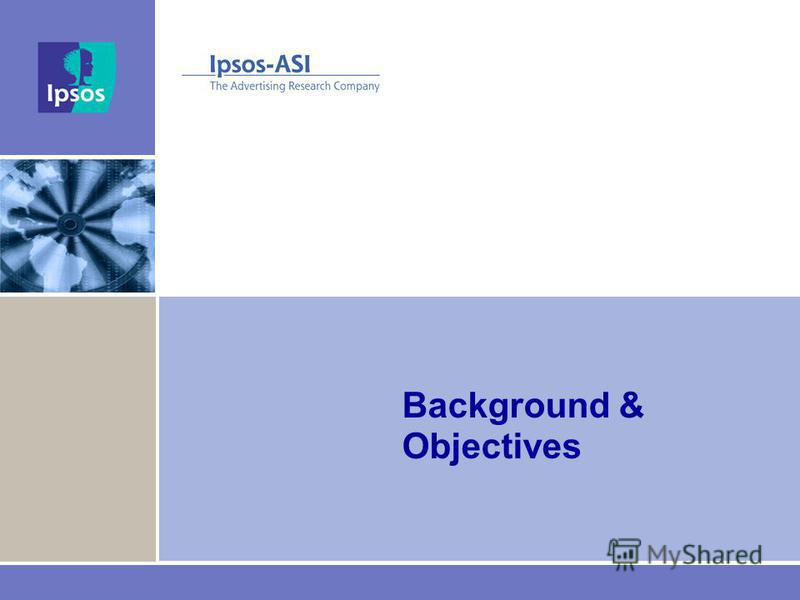 Background & Objectives