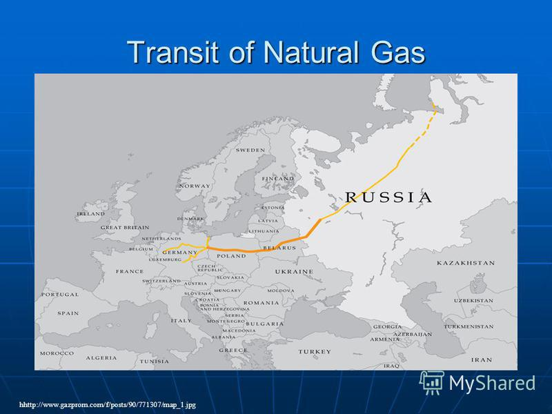 Transit of Natural Gas hhttp://www.gazprom.com/f/posts/90/771307/map_1.jpg