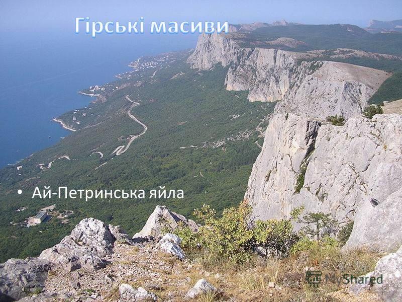 Ай-Петринська яйла