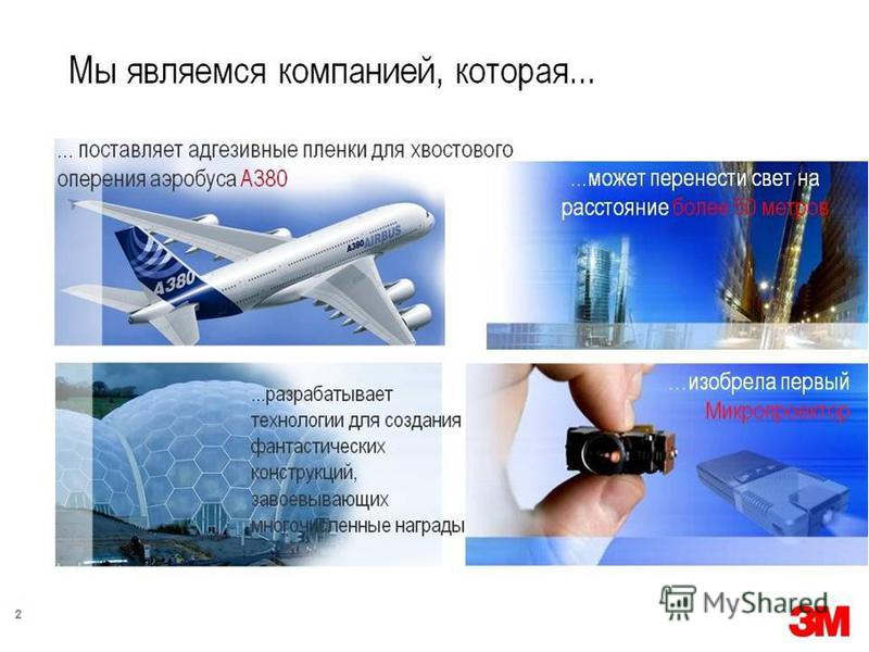 2 3M Россия