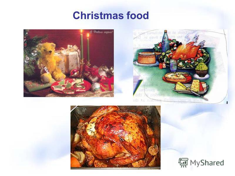 Christmas Dinner Lunch is the most important point on Christmas Day. The traditional lunch consists of a roast turkey with vegetables, goose, Christmas pudding, mince-pies, the roast beef, nuts and oranges.