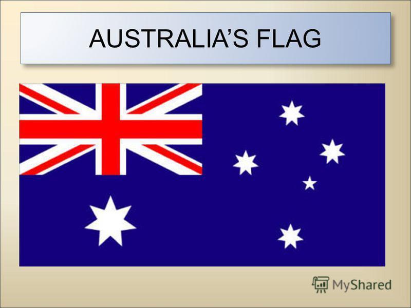 AUSTRALIAS FLAG