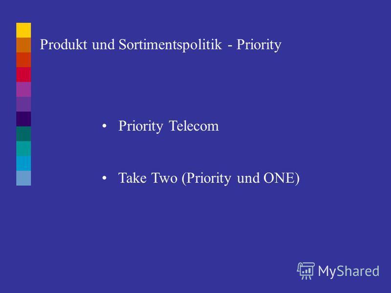 Produkt und Sortimentspolitik - Telekino