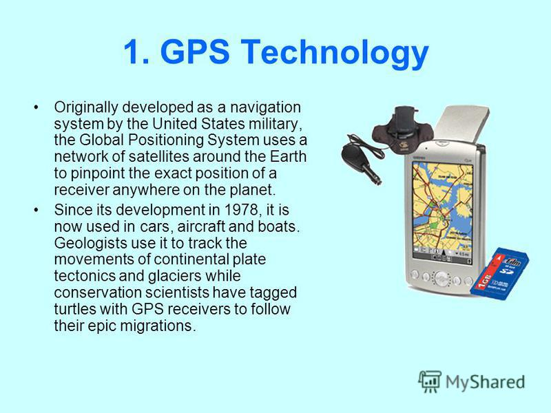 essay on gps technology 433 words essay on the global positioning system (gps) article shared by the global positioning system is a global navigation satellite system (gnss) developed by the united states department of defense and managed by the united states air force 50th space wing.