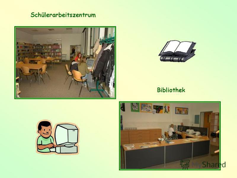 Schülerarbeitszentrum Bibliothek