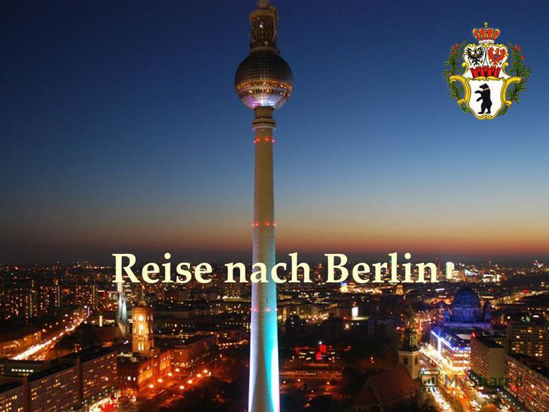 Reise nach Berlin