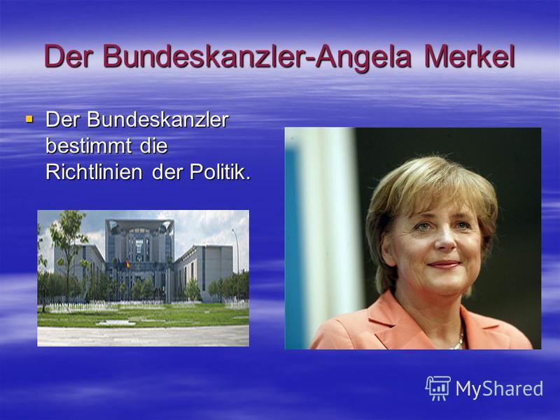Das hochste gesetzgebende Organ der Bundesrepublik ist der Bundestag Er wurde am 2. Dezember 1990 in freier, gleicher,allgemeiner, geheimer und direkter Wahl zum ersten Mahl gesamtdeutsch gewahlt.