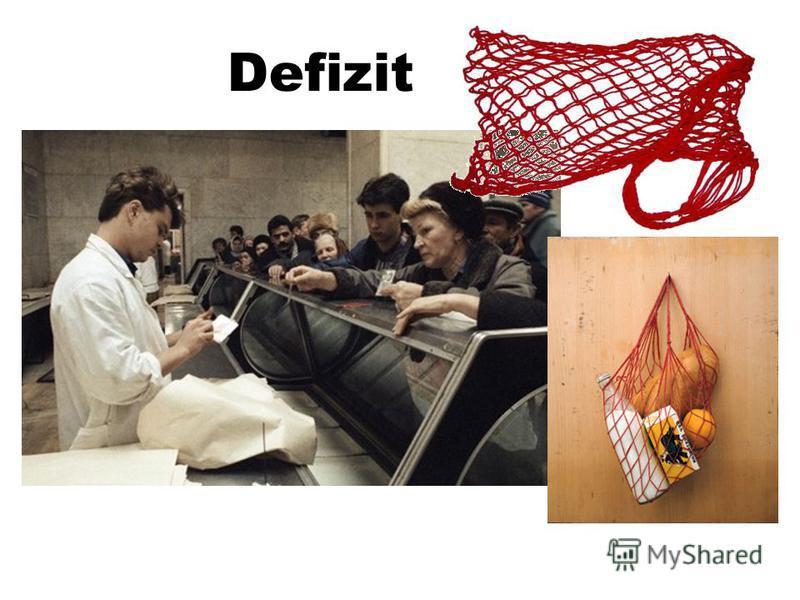 Defizit