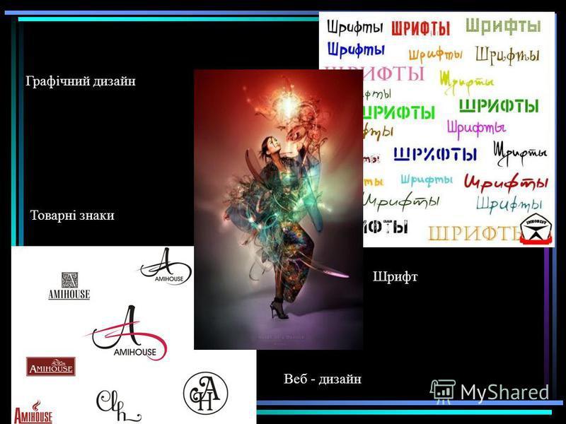 Графічний дизайн Шрифт Веб - дизайн Товарні знаки