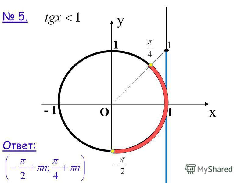5. x 1 y 1 - 1 О Ответ: 1