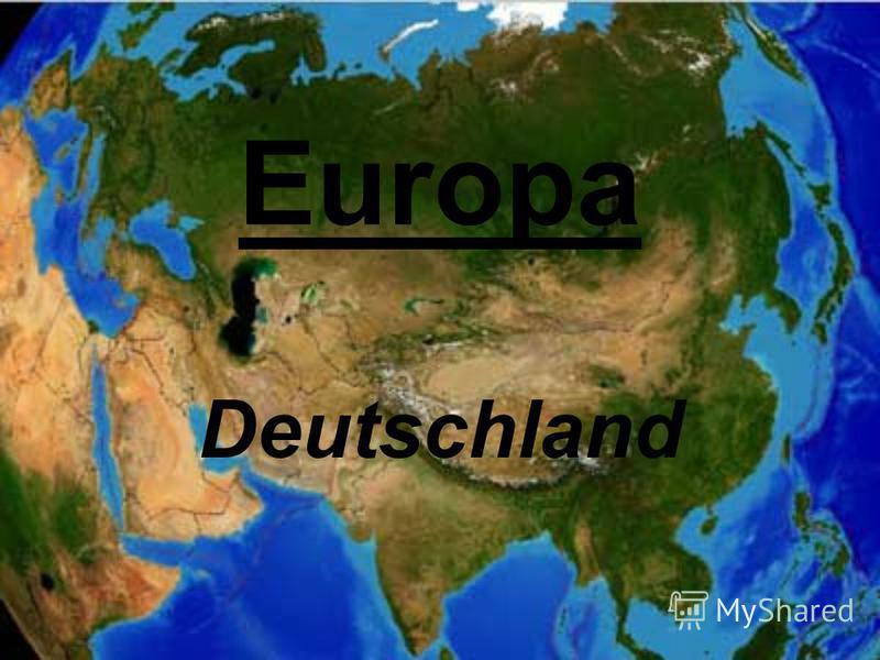 Europa Deutschland
